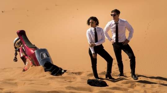 [Fmovies] Watch Men in Black: International OnliNe for Free 2019