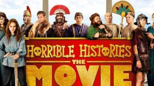 Watch Horrible Histories: The Movie – Rotten Romans Online Free 2019 | No Sign up